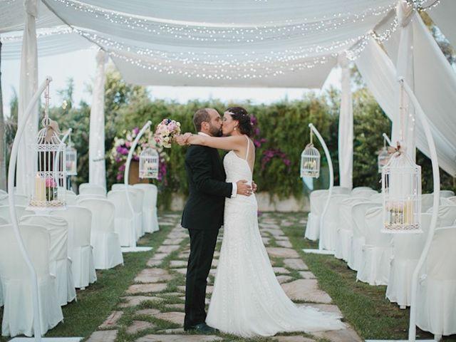 La boda de Antonio y Vanessa en Cartagena, Murcia 109
