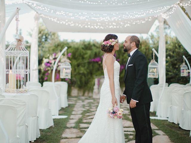 La boda de Antonio y Vanessa en Cartagena, Murcia 110