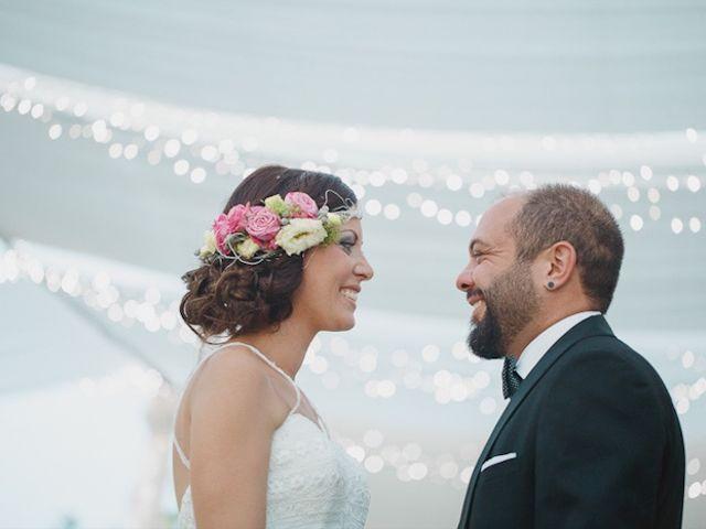La boda de Antonio y Vanessa en Cartagena, Murcia 113