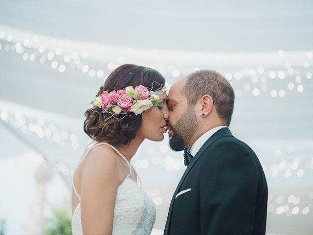 La boda de Antonio y Vanessa en Cartagena, Murcia 114