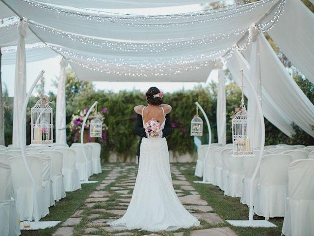 La boda de Antonio y Vanessa en Cartagena, Murcia 117