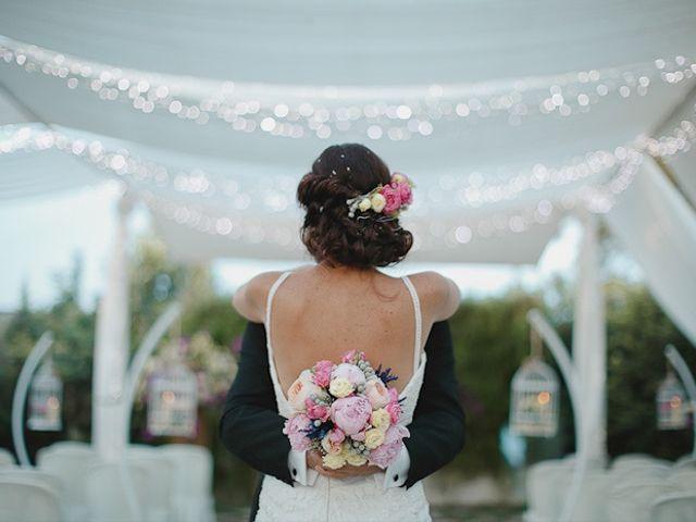 La boda de Antonio y Vanessa en Cartagena, Murcia 118