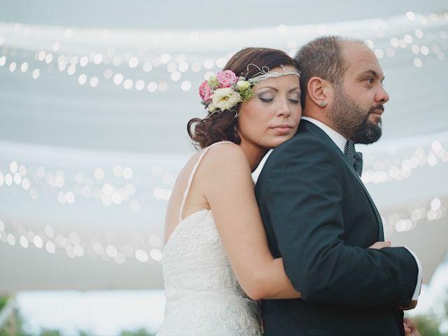 La boda de Antonio y Vanessa en Cartagena, Murcia 119