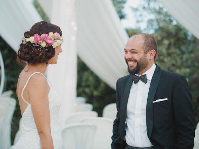 La boda de Antonio y Vanessa en Cartagena, Murcia 120