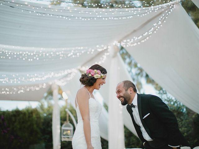 La boda de Antonio y Vanessa en Cartagena, Murcia 121