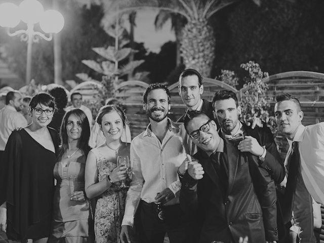 La boda de Antonio y Vanessa en Cartagena, Murcia 128