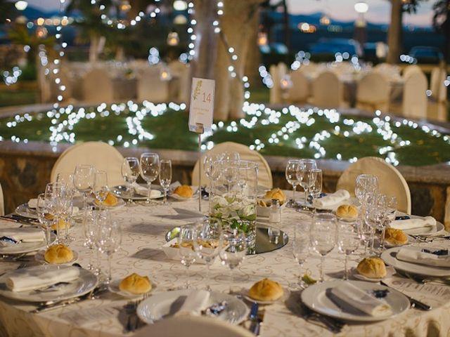 La boda de Antonio y Vanessa en Cartagena, Murcia 136