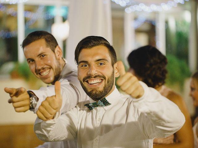 La boda de Antonio y Vanessa en Cartagena, Murcia 143