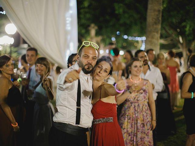 La boda de Antonio y Vanessa en Cartagena, Murcia 156