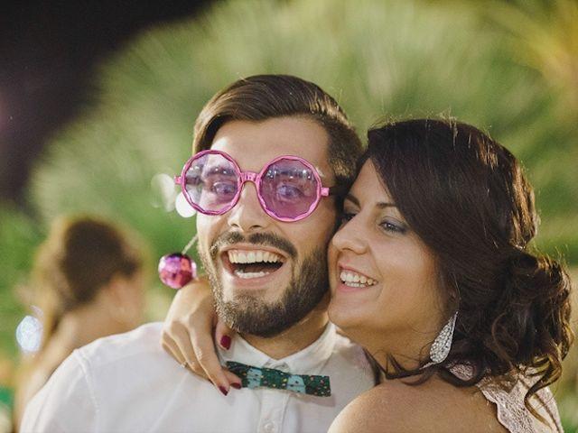 La boda de Antonio y Vanessa en Cartagena, Murcia 159