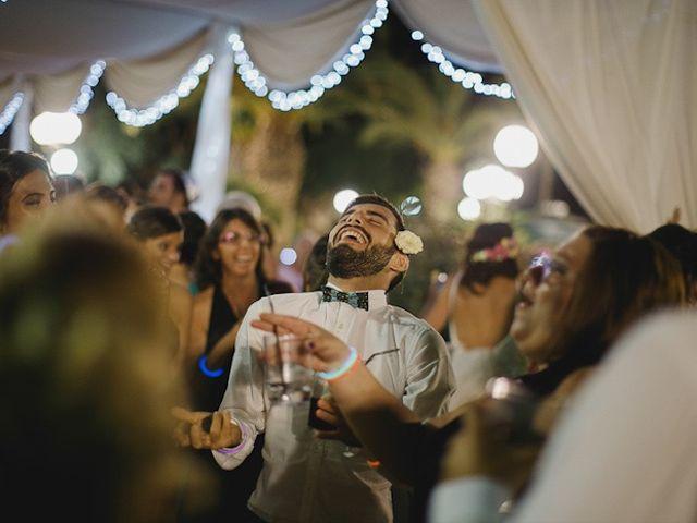 La boda de Antonio y Vanessa en Cartagena, Murcia 164