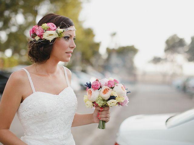 La boda de Antonio y Vanessa en Cartagena, Murcia 1