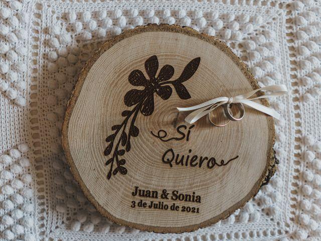 La boda de Juan y Sonia en Valdeprados, Segovia 7
