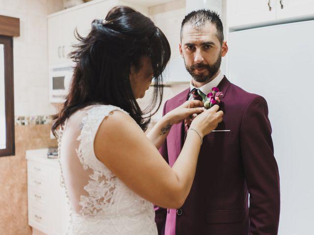 La boda de Juan y Sonia en Valdeprados, Segovia 8