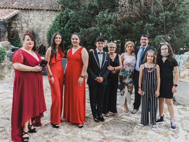 La boda de Juan y Sonia en Valdeprados, Segovia 9
