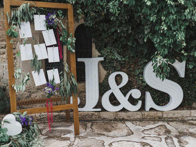 La boda de Juan y Sonia en Valdeprados, Segovia 10