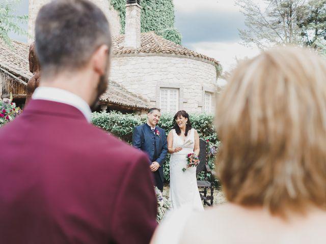 La boda de Juan y Sonia en Valdeprados, Segovia 16