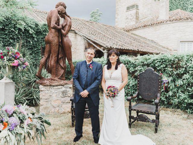 La boda de Juan y Sonia en Valdeprados, Segovia 17