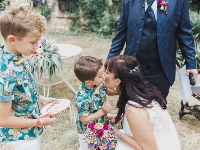 La boda de Juan y Sonia en Valdeprados, Segovia 18