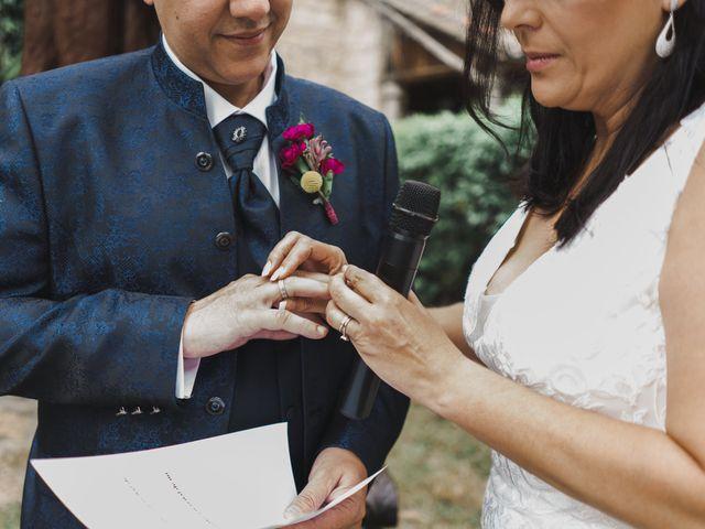 La boda de Juan y Sonia en Valdeprados, Segovia 19