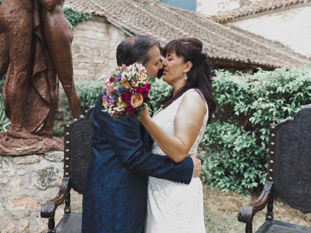 La boda de Juan y Sonia en Valdeprados, Segovia 20