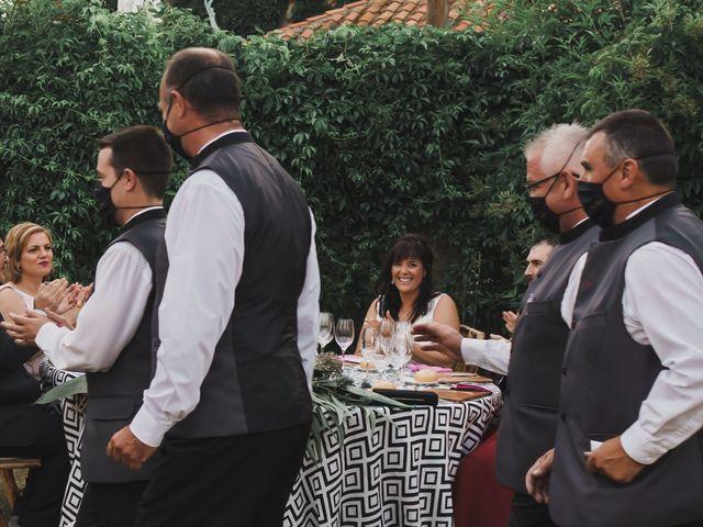 La boda de Juan y Sonia en Valdeprados, Segovia 33