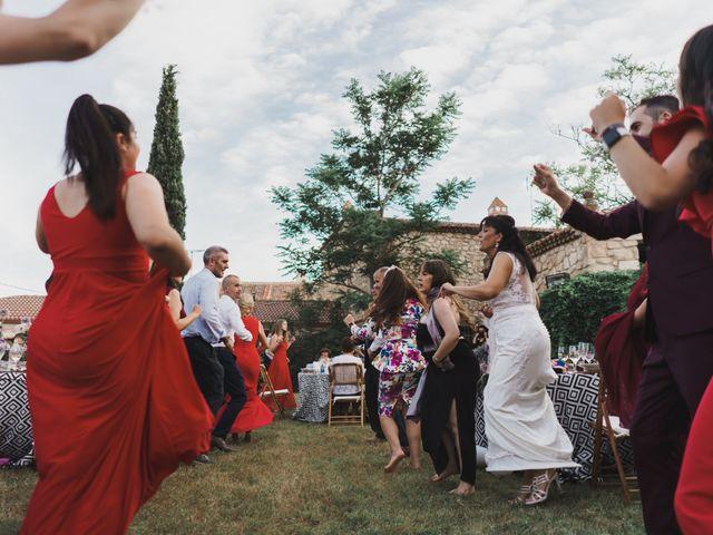 La boda de Juan y Sonia en Valdeprados, Segovia 35