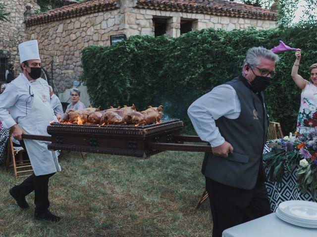 La boda de Juan y Sonia en Valdeprados, Segovia 36