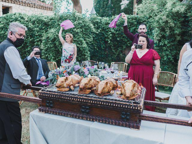 La boda de Juan y Sonia en Valdeprados, Segovia 37