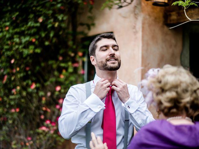 La boda de Álvaro y Inés en Chinchon, Madrid 5