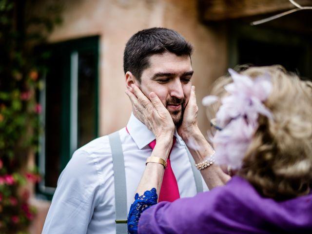 La boda de Álvaro y Inés en Chinchon, Madrid 7
