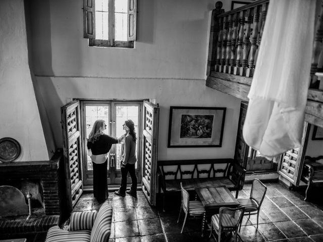 La boda de Álvaro y Inés en Chinchon, Madrid 12