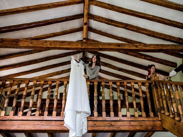 La boda de Álvaro y Inés en Chinchon, Madrid 15