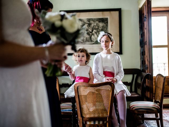 La boda de Álvaro y Inés en Chinchon, Madrid 19