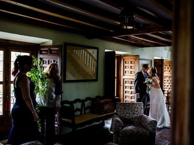La boda de Álvaro y Inés en Chinchon, Madrid 22