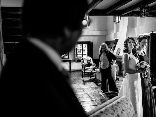 La boda de Álvaro y Inés en Chinchon, Madrid 23