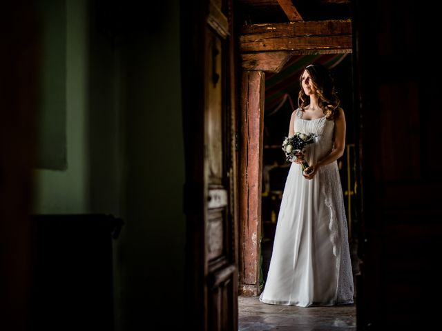 La boda de Álvaro y Inés en Chinchon, Madrid 24