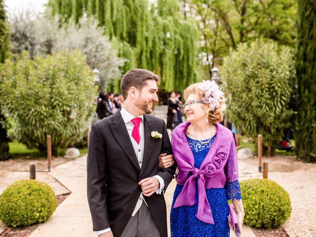 La boda de Álvaro y Inés en Chinchon, Madrid 26