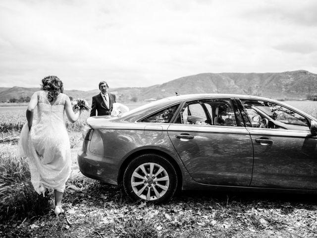 La boda de Álvaro y Inés en Chinchon, Madrid 27