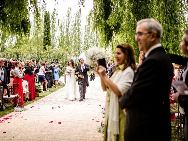 La boda de Álvaro y Inés en Chinchon, Madrid 28