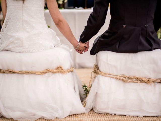 La boda de Álvaro y Inés en Chinchon, Madrid 29