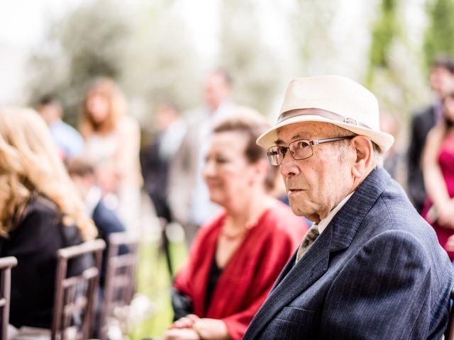 La boda de Álvaro y Inés en Chinchon, Madrid 30