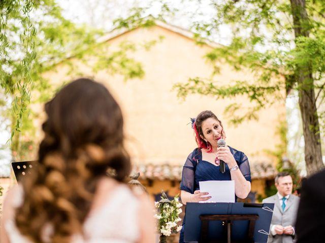 La boda de Álvaro y Inés en Chinchon, Madrid 32