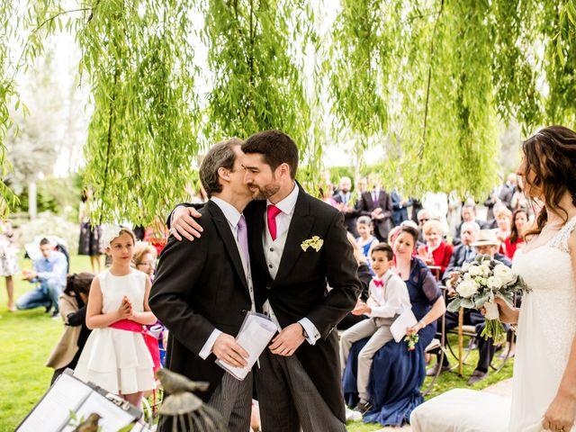 La boda de Álvaro y Inés en Chinchon, Madrid 33