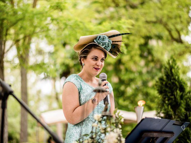 La boda de Álvaro y Inés en Chinchon, Madrid 34