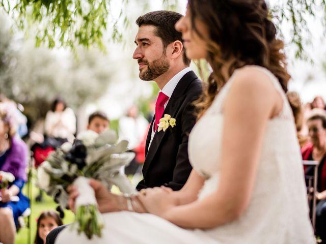 La boda de Álvaro y Inés en Chinchon, Madrid 35