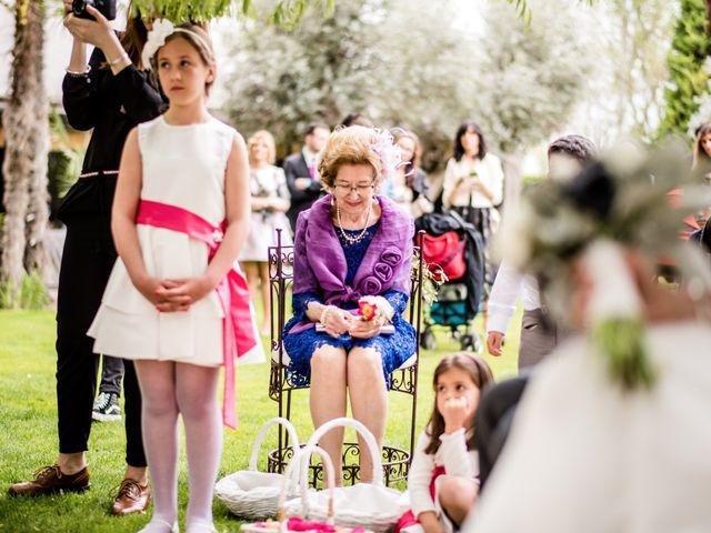 La boda de Álvaro y Inés en Chinchon, Madrid 36