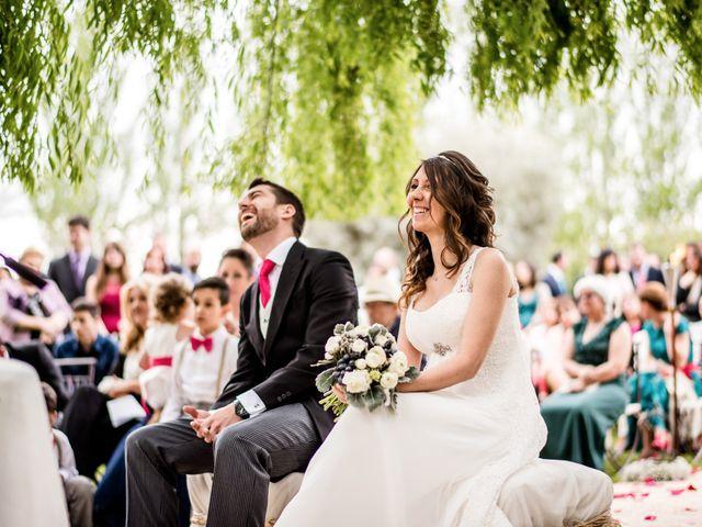 La boda de Álvaro y Inés en Chinchon, Madrid 39