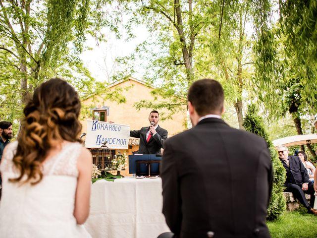 La boda de Álvaro y Inés en Chinchon, Madrid 41