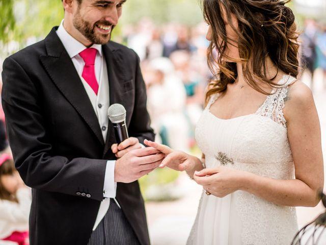 La boda de Álvaro y Inés en Chinchon, Madrid 43